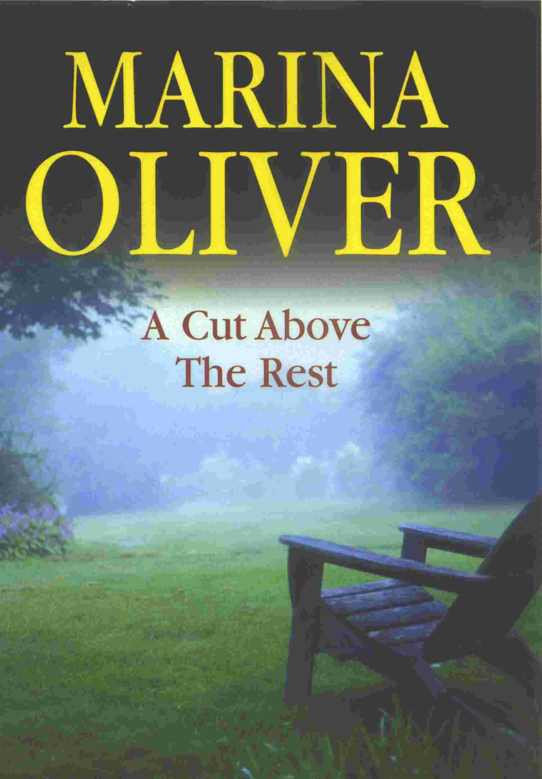 Cover of A Cut Above the Rest