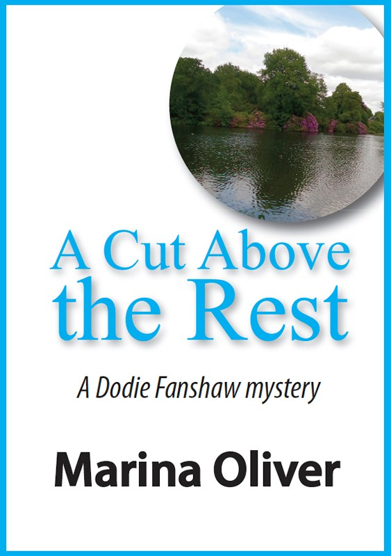 Cover of A Cut Above the Rest ebook by Marina Oliver