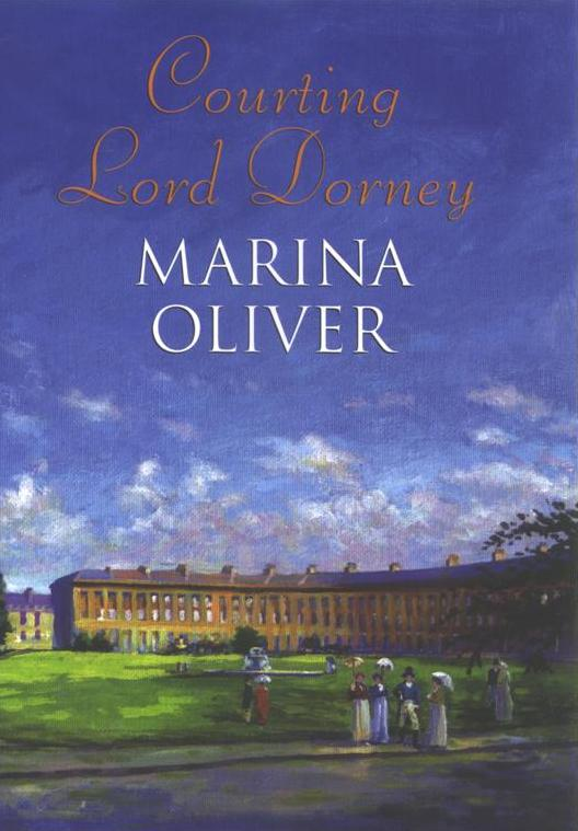 Cover of Courting Lord Dorney