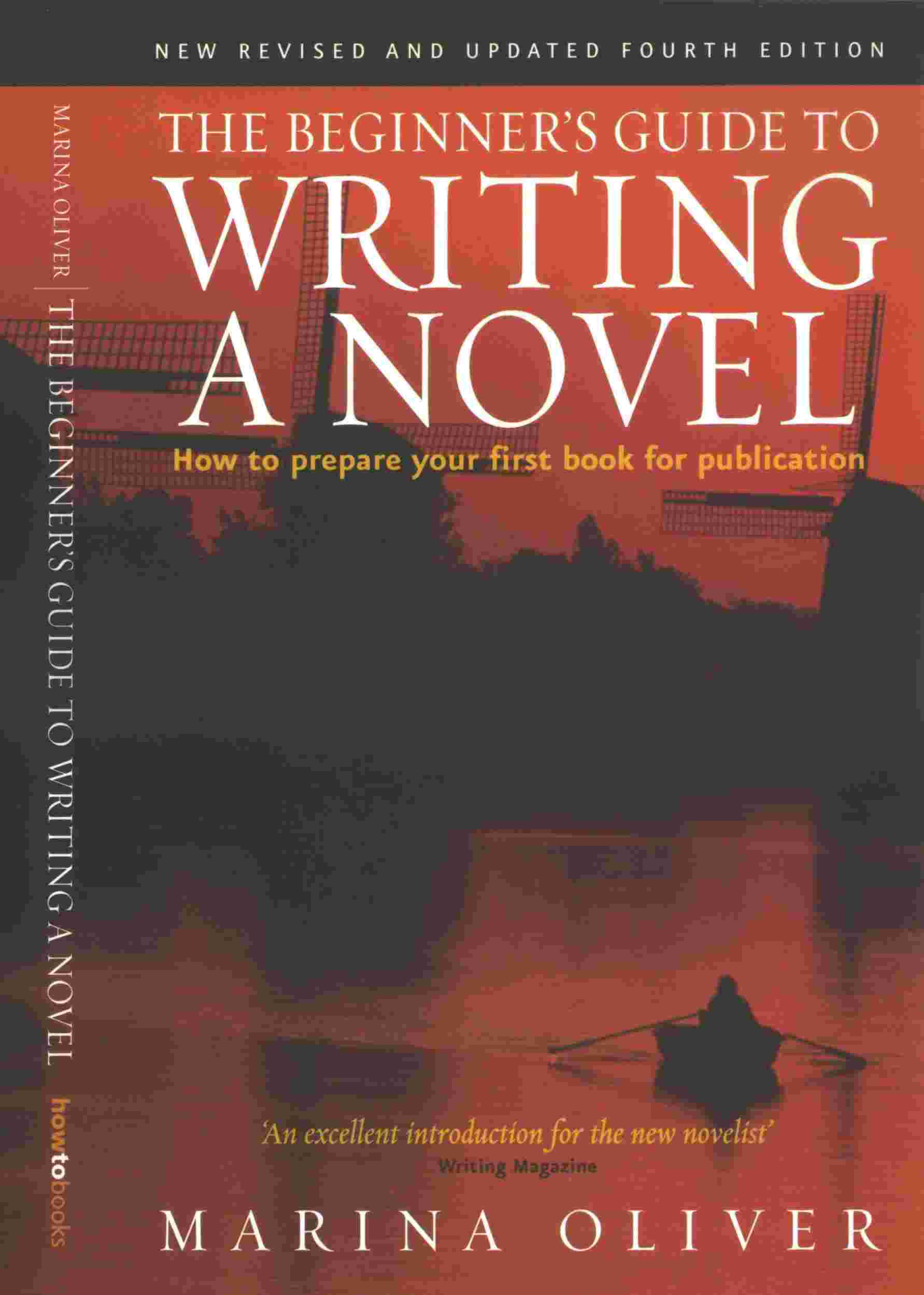 Cover of Writing a Novel