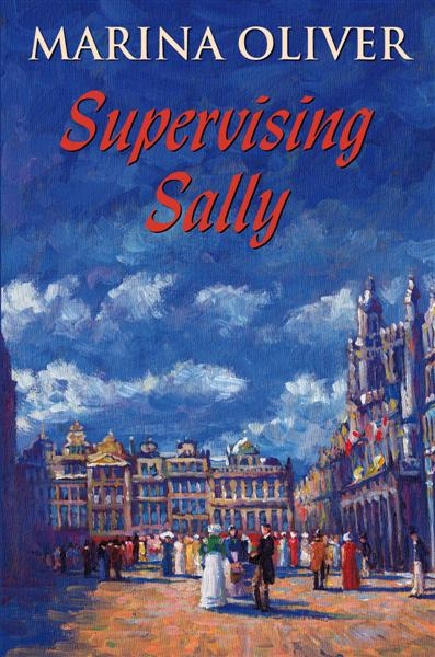 Cover of Supervising Sally by Marina Oliver